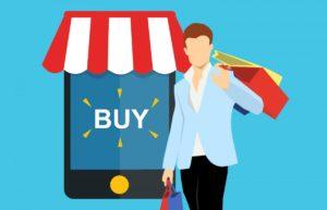 achats de produits en ligne